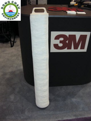 3M CUNO High Flow cartridge